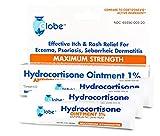 Hydrocortisone Maximum Strength Ointment 1%, USP 1