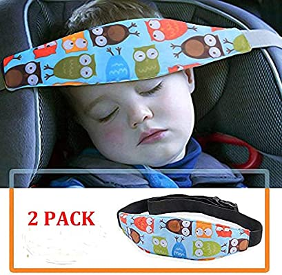 Baby Head Support for Car Seat-Car Seat