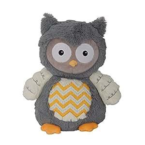 Lambs & Ivy Night Owl Happi by Dena Plush Owl Hoot