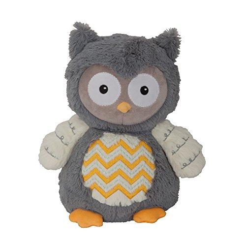 Lambs & Ivy Night Owl Happi by Dena Plush Owl Hoot]()