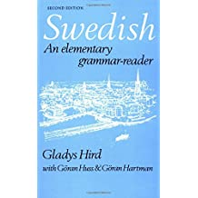 Swedish: An Elementary Grammar-Reader