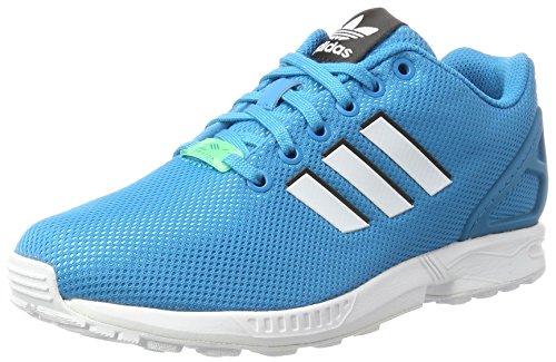 adidas Originals Herren ZX Flux Sneaker Blau (Bold Aqua)