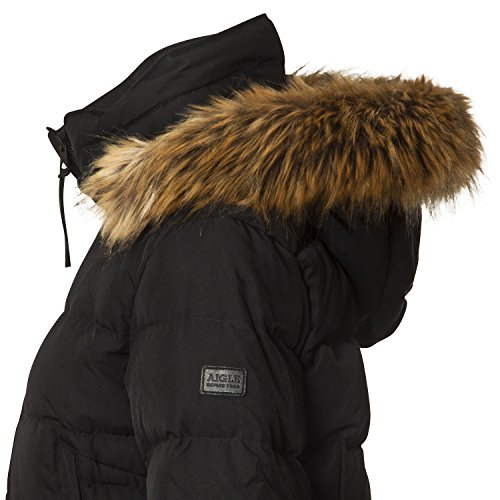 Rig Aigle A Mezza Wintermantel Steppjacke Damen