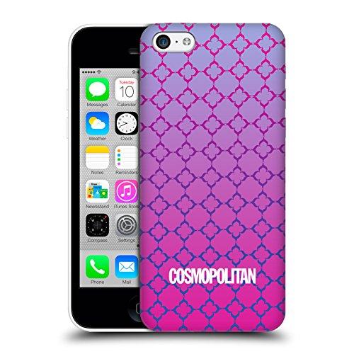 Official Cosmopolitan Ombre 8 Fun Summer Hard Back Case for Apple iPhone 5c