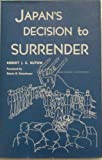 Japan's Decision to Surrender