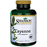 Swanson Cayenne 450 Milligrams 300 Capsules For Sale