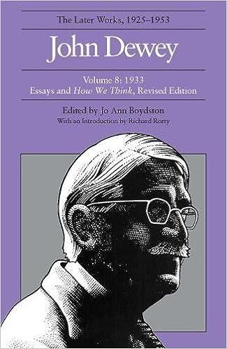 john dewey biography