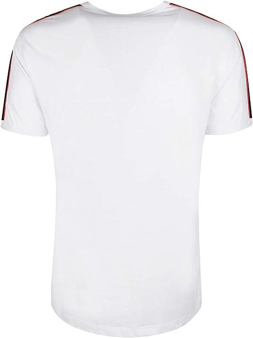 Antony Morato Camiseta Cinta Logo Blanco Hombre XL Blanco: Amazon.es: Ropa y accesorios