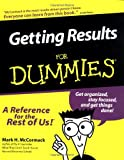Getting Results for Dummies, Mark H. McCormack, 0764552058