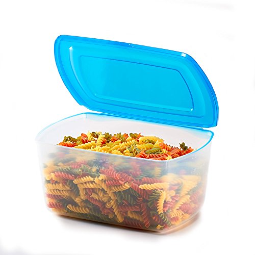 Attached Lid - Mr. Lid Gallon Food Storage Container