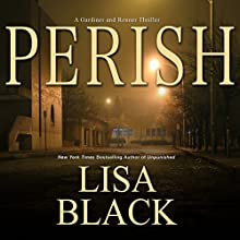 Perish Audiobook by Lisa Black Narrated by Kirsten Potter