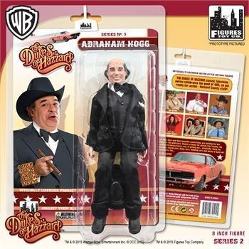 Dukes of Hazzard Retro Series 3 Abraham Hogg