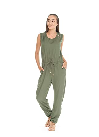 neue hohe Qualität hohe Qualitätsgarantie outlet Ragwear NOVEEL Femme Dame Combinaison,Overall,Eté,sans ...