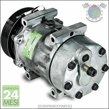 XHX Compresor Aire Acondicionado SIDAT Renault Laguna I grandto: Amazon.es: Coche y moto