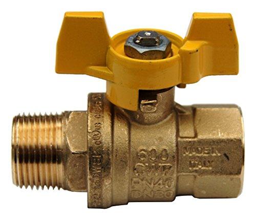 gas ball valve - 6