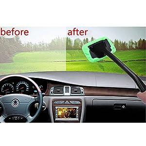 Windshield Clean Fast Easy Shine Car Auto Wiper Cleaner Glass Window Brush Handy