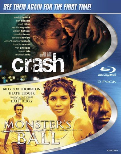 Crash / Monster's Ball (Two-Pack) [Blu-Ray]