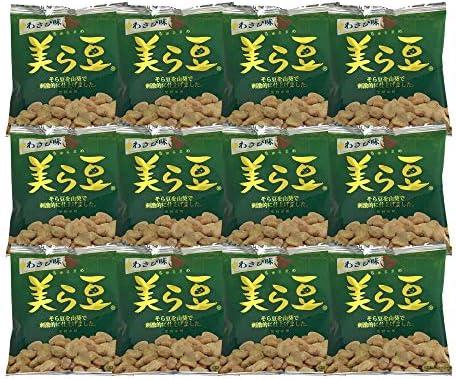 美ら豆 わさび味 10g×12個