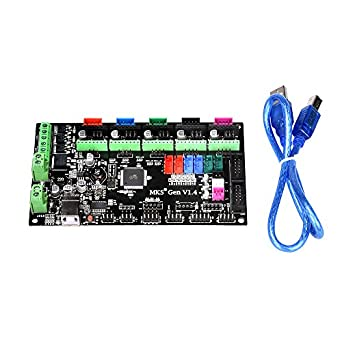 51UrFe1jdoL._SX342_ amazon com witbot mks gen v1 4 controller board integrated ramps Ramps 1.4 Shield at nearapp.co