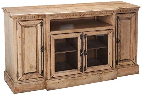 Progressive Furniture P745-68 Andover Court 68 Inch Console, Light Brown