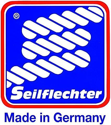 10 Meter lang Seilflechter Novoleen/® Zugseilverl/ängerung nach DIN EN 14492-1:2006 12,5 t /Ø 12 mm