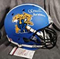 Dermontti Dawson Autographed Signed Kentucky Wildcats Full Size Helmet Memorabilia - JSA Authentic