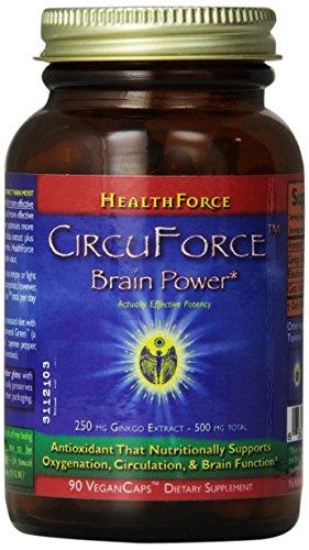 Healthforce Circuforce Brain Vegancaps 90 Count product image