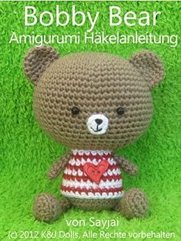 bobby-bear-amigurumi-hkelanleitung-german-edition