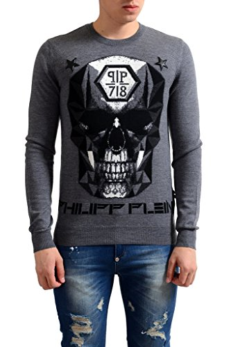 Philipp Plein Homme Limited Edition 100% Wool Men