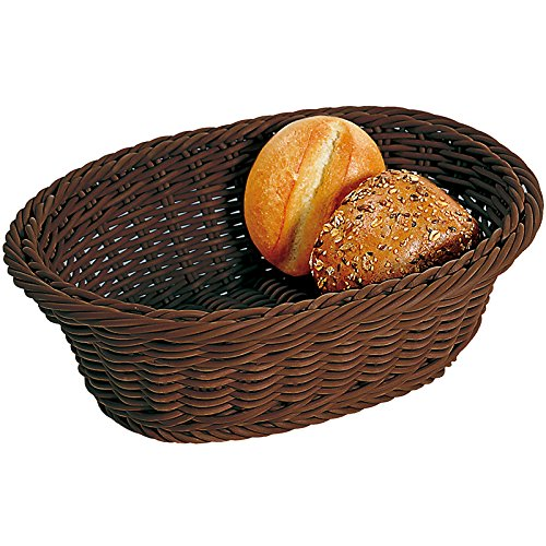 Kesper Fruit/Bread Oval Basket, 12.8