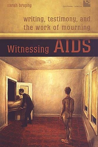 Download Witnessing AIDS: Writing, Testimony, and the Work of Mourning (Cultural Spaces) pdf