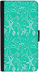 Snoogg Wallet Case Flip Case Sleeve Folio Book Cover with Credit Card Slots, Cash Pocket, Stand Holder, Magnetic Closure Black For LENOVO ZUK Z1
