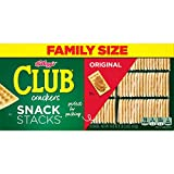 Keebler Club Crackers, Snack Stacks, Original, Grab