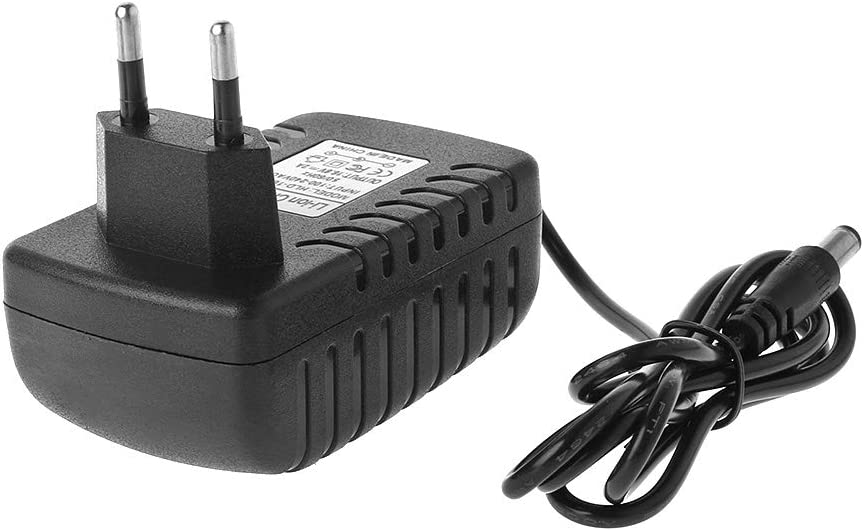 MYA Adaptateur dalimentation Chargeur De Batterie 4S 16.8V 2A Chargeur CA pour Batterie Au Lithium 18650 14.4V S/érie Chargeur De Batterie Au Lithium 110V-245V Tension De Courant Constant