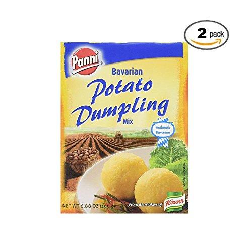 (Panni, Bavarian Potato Dumpling Mix, 6.88oz Box (Pack of 2) )
