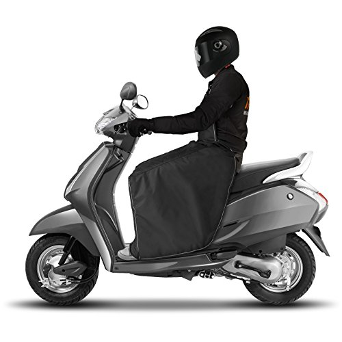 Sport 300//500 Touring 300//400 X10 125//350//500 Hybrid 125//300 Yourban 125//300 Couvre-jambes pour Scooter Tourtecs Piaggio MP3 Business 300//50 X7 125//300