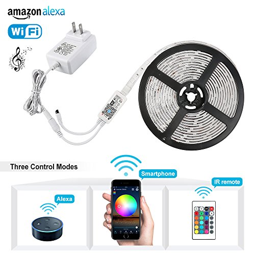 Led Color Changing Lights Wifi - 2