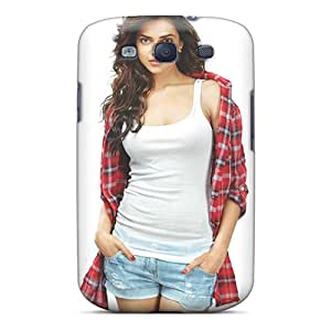 Ideal RickSMorrison Case Cover For Galaxy S3(deepika Padukone), Protective Stylish Case