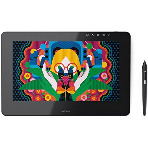 Wacom Cintiq Pro 13 For professional artists and designers w