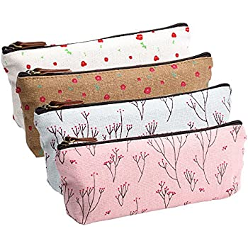 Amazon.com : Storage Pouch Cosmetic Bags, NORTHERN BROTHERS Large ...