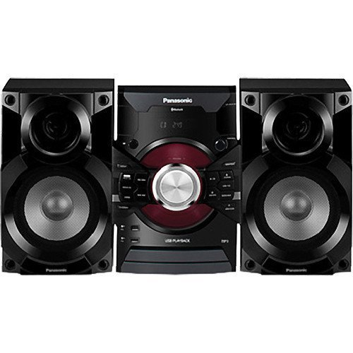 Panasonic 350 Watt Bluetooth Stereo System