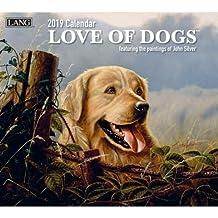 Love of Dogs 2019 Calendar
