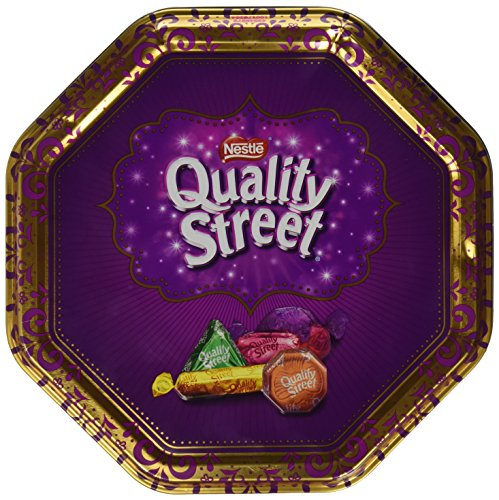 Nestle Quality Street Gifting Tin 1.275kg (2.8lb)