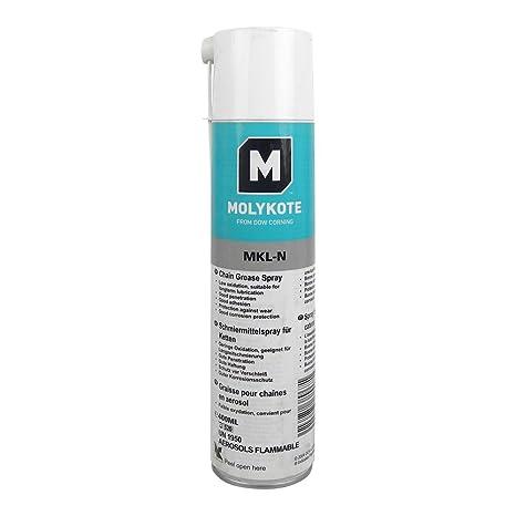 Molykote 1811512 40030/SP400 MKL-n Fett Spray 400 ml