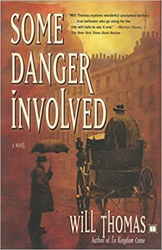 Some Danger Involved: A Novel: Will Thomas: 9780743256193: Amazon ...