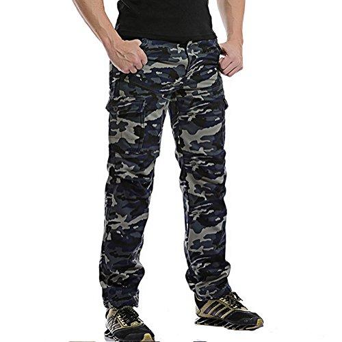 navy camo pants - 3