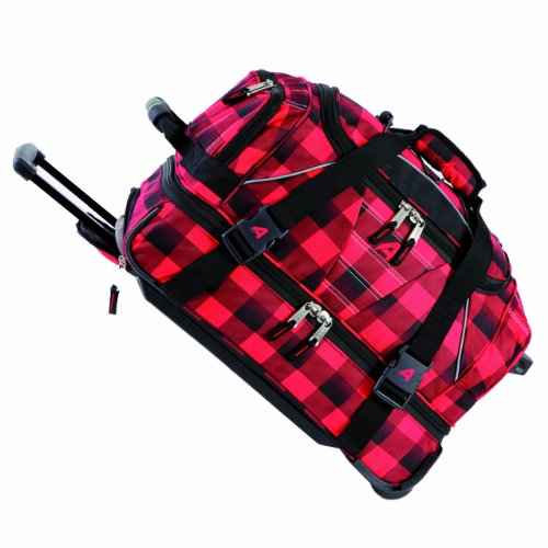 Athalon 21in. Equipment CarryOn Duffel w/ Wheels