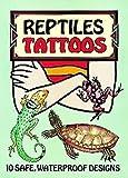 Reptiles Tattoos (Dover Tattoos)
