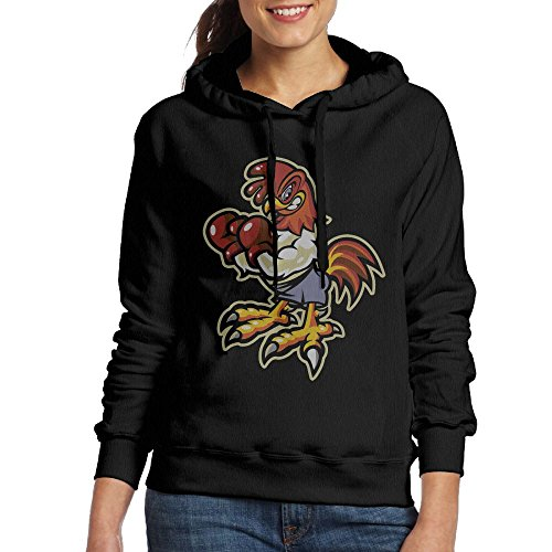 Dynamic Culture And Sporting World-champion Women's Custom Long Sleeve Sweater M Black