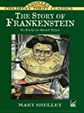 Image of The Story of Frankenstein (Dover Children's Thrift Classics)